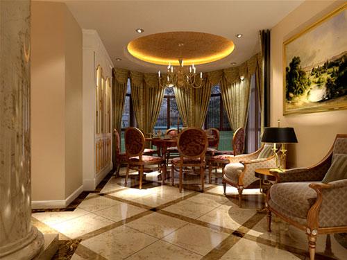 上海显高别墅设计作品欣赏