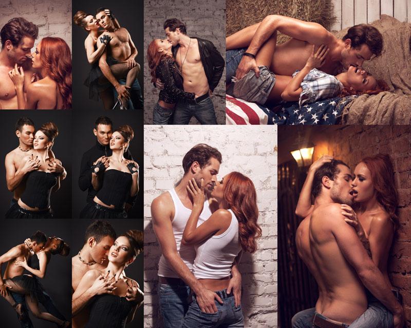 国外激情男女摄影高清图片 - 爱图网设计图片素