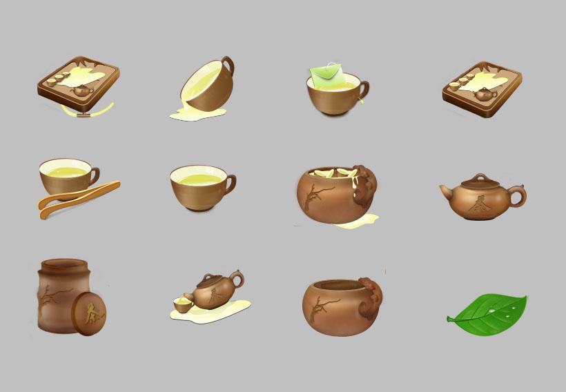 茶具png图标 - 爱图网设计图片素材下载