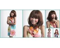 个性发型 - 个性发型相关的PSD素材、矢量素材