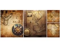 旧地图图片素材下载 - 爱图网
