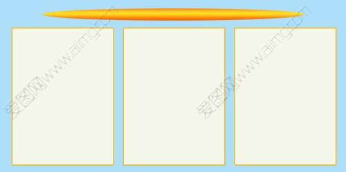 节能减排环保广告展板设计psd素材 医疗保健医院展板设计psd素材