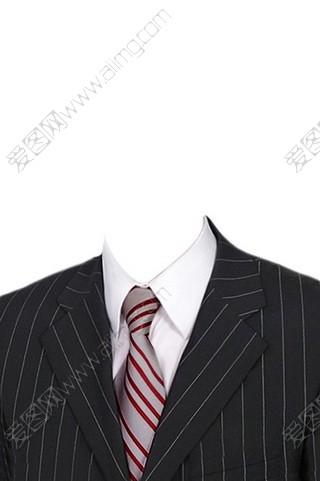 证件照高清_男士证件照服装psd分层素材 - 爱图网设计图片素材下载