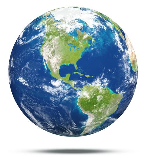 8张高清地球图片素材图片