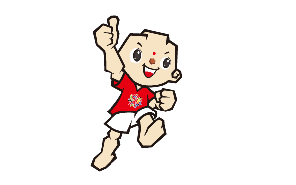 中国十一届全运会logo与吉祥物