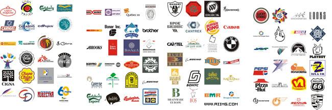 品牌标志 运动服饰标识