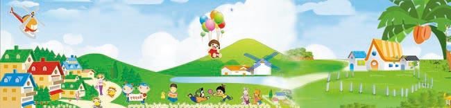 幼儿园卡通图片 - 卡通动漫psd素材