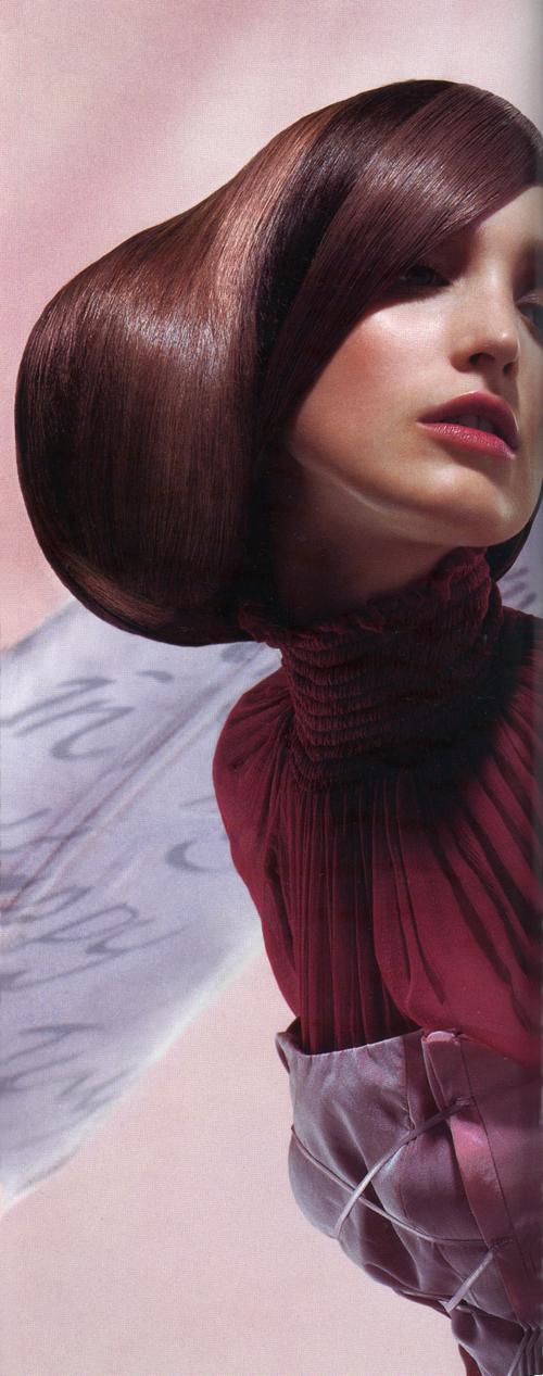 时尚美发 发型设计 国外发型设计