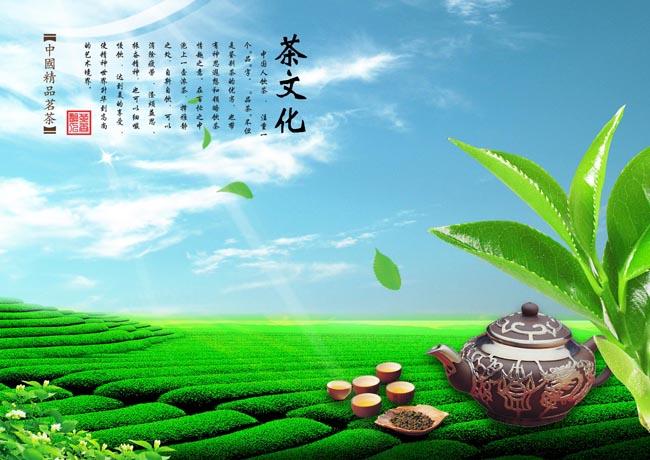 茶文化海报设计 - 爱图网设计图片素材下载