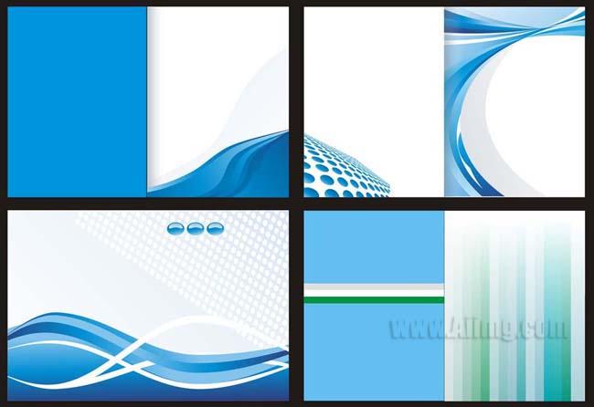 企业广告宣传册设计矢量素材  关键字: 画册封面画册版式画册模板书