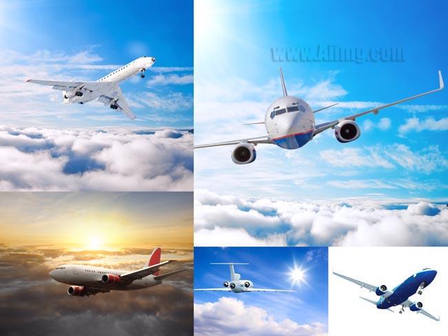 5张航空飞机高清图片