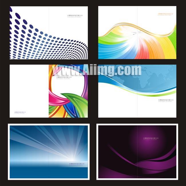 平面广告设计画册