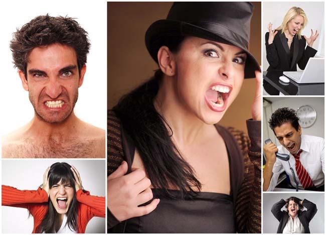 愤怒发狂的人物高清图片 - 爱图网设计图片素材下载