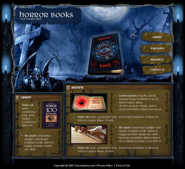 专业游戏网页模板设计 - 爱图网设计图片素材下载