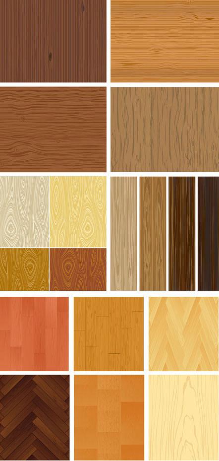 木板纹理背景矢量素材