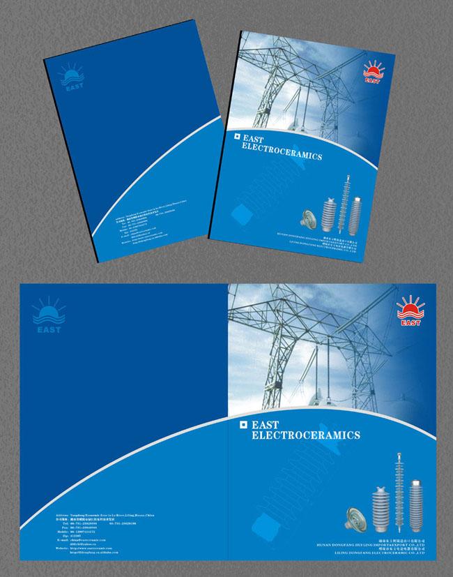 电塔封面素材封面设计封面模板广告设计矢量cdr矢量
