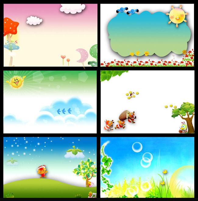 幼儿园展板设计psd素材 - 爱图网设计图片素材下载