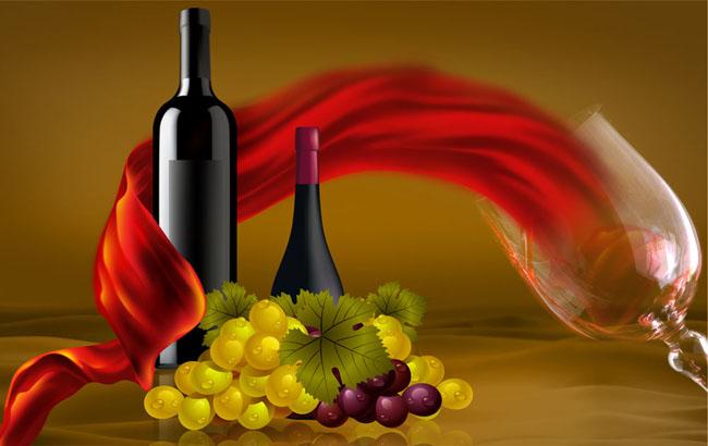 紅酒紅酒海報葡萄葡萄酒葡萄酒海報葡萄酒背景展板