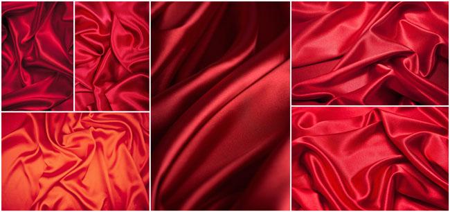 红色丝绸背景图片素材 - 爱图网设计图片素材下载