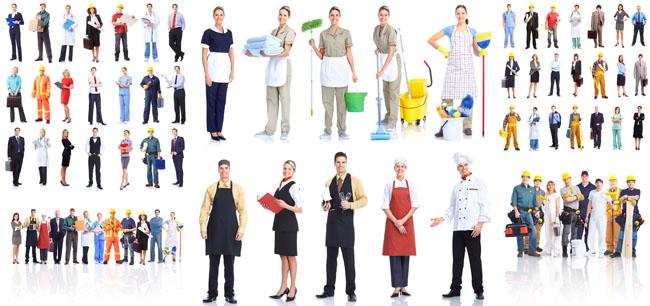 各种职业人物图片素材 - 爱图网设计图片素材下载