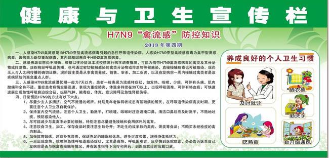 禽流感最新消息2016 禽流感防治知识100问 预防h7n9禽流感知识宣传图片