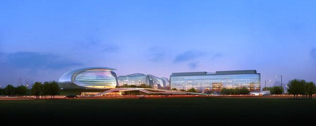 关键字: 国外创意建筑建筑设计规划建筑景观效果图环境设计当代建筑