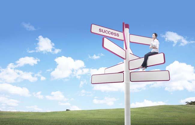 职业路标_路标指示牌职业选择路标培训行业指示路标矢